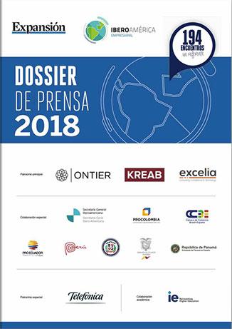 Dossieres de Prensa 2018 - IberoAmérica Empresarial